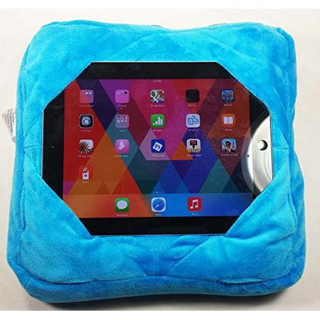 As Seen On Tv Gogo Pillow Tablet Holder  Neon Blue