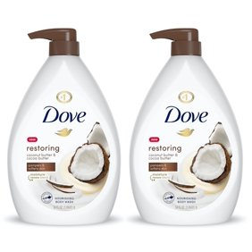 Dove Body Wash With Pump Deep Moisture 34 Oz Walmart Com Walmart Com