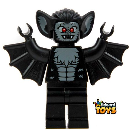 LEGO Collectible Series 8 Vampire Bat Minifigure - Minifig Only Entry - Lego Halloween Vampires
