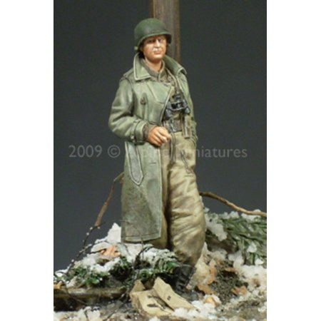 Alpine Miniatures 1 35 Wwii Us Army Officer  1   Resin Figure  35093