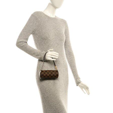Louis Vuitton - Damier Ebene Mini Papillon 1LR0105 - Walmart.com 5d5ad528f0f79