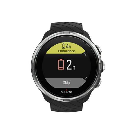 Suunto - 9 GPS Multisport Watch - Black