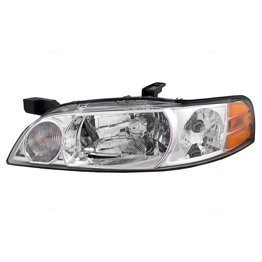 Drivers Halogen Combination Headlight Headlamp Replacement for Nissan Altima 26060-0Z825
