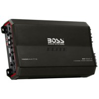 Boss Audio Systems 1600 Watt Class A/B Amplifier with Remote Subwoofer Control