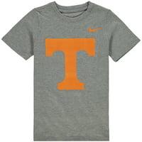 Tennessee Volunteers Nike Preschool Logo T-Shirt - Charcoal