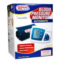 Microlife Pharmacy Plus Digital Blood Pressure Auto Inflate Monitor - 1 Ea