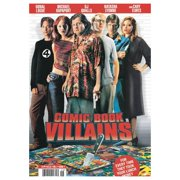 Comic Book Villains (2002) by