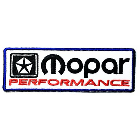 MOPAR performance Sign Chrysler Hot Rod Nos Dodge Car Racing logo 11.2