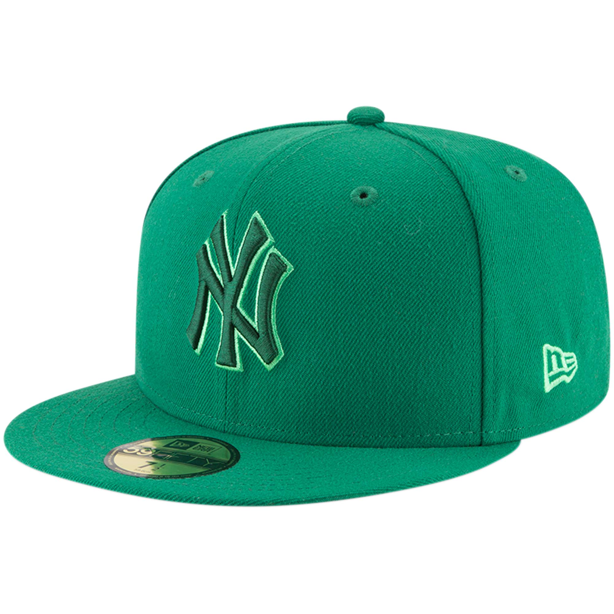 New York Yankees New Era League Pop 59FIFTY Fitted Hat - Green
