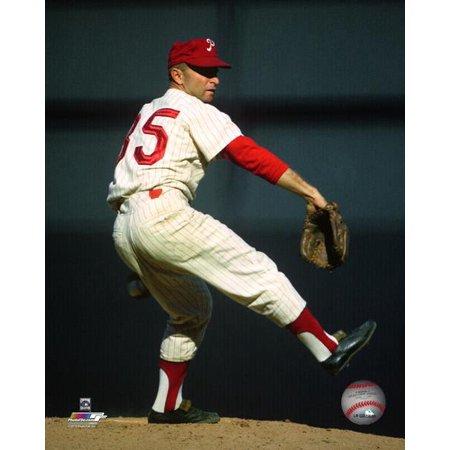 Bobby Shantz 1964 Action Photo Print (Bobby Shantz Autographed Baseball)
