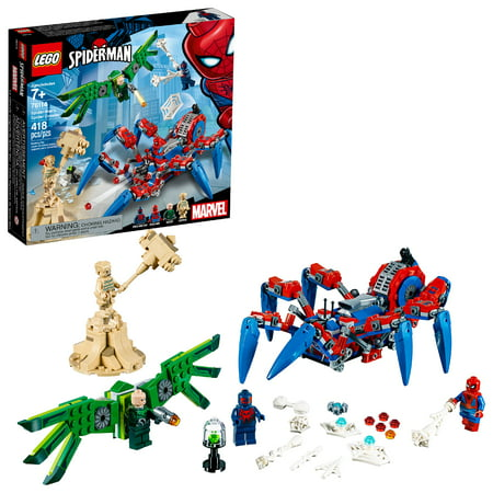 LEGO Super Heroes Spider-Man's Spider Crawler 76114 - Marvel Lego Sets