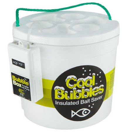 Marine Metal Cool Bubbles 8 Quart Foam Bucket and Pump -