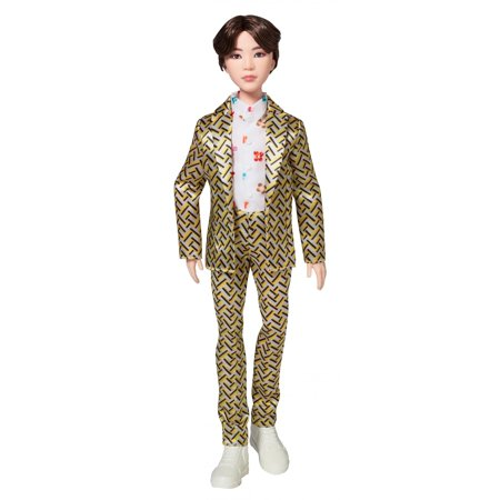 BTS SUGA Idol Doll