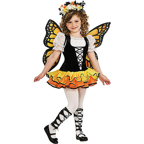 Monarch Butterfly Child Halloween Costume