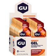 GU Energy Gel: Maple Bacon, Box of 24