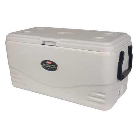 Coleman Marine Chest Cooler,100 qt