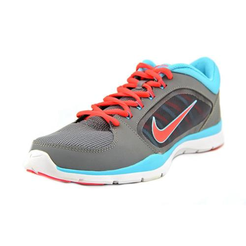 Nike Flex Trainer 4 Women US 8.5 Gray Running Shoe
