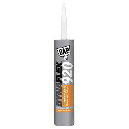 DAP 89009 10.0 oz. Black Hybrid Exterior Elastomeric Sealant