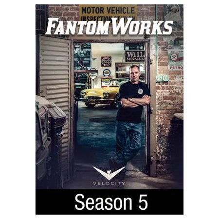 FantomWorks: All Revved Up (Season 5: Ep  7) (2016