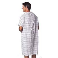 9382e41bfd Product Image Wholesale Patient Gowns - Hospital Gowns(3 pack)