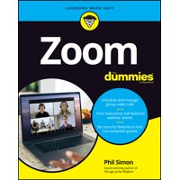 Zoom for Dummies (Paperback)