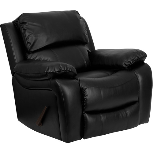 Flash Furniture Leather Rocker Recliner, Multiple Colors
