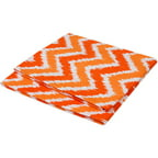Bacati Mix N Match Zig Zag Fitted Crib Sheets (Set of 2)
