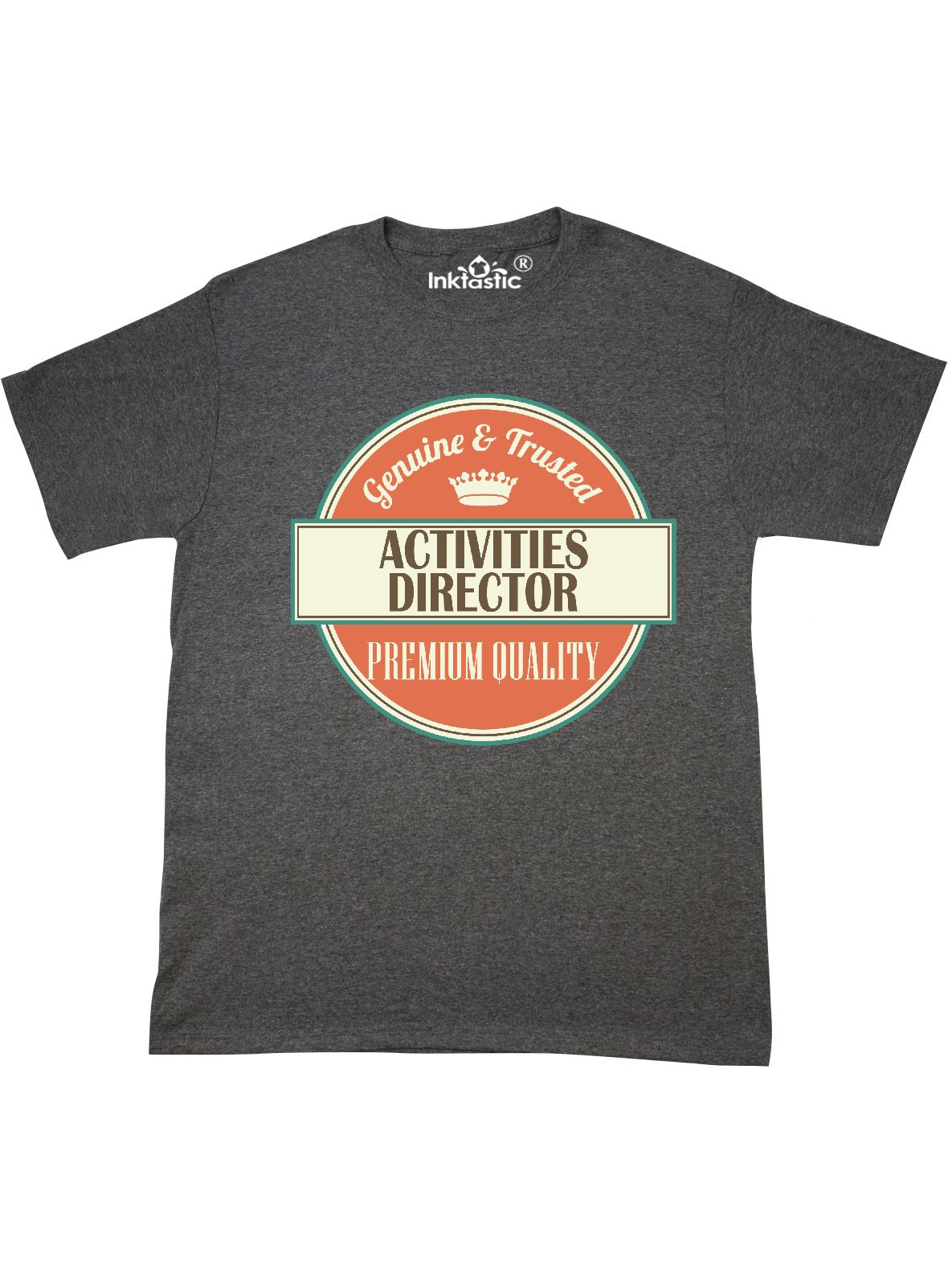 Inktastic Activities Director Awesome T-Shirt Occupation Vintage Gift Idea For