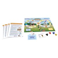 newpath learning subject and verb agreement learning center game, gr. 6 to 9