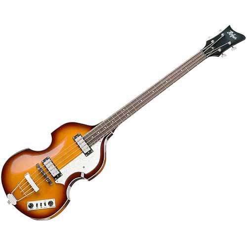 Hofner Ignition Electric Violin Bass Guitar Sunburst Finish by Hofner