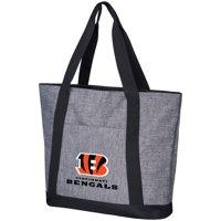 Cincinnati Bengals Heathered Tote Bag