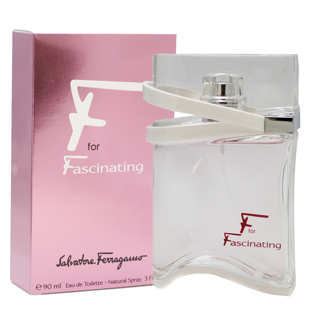 F For Fascinating Eau De Toilette Spray 3.0 Oz / 90 Ml