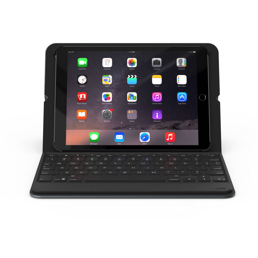 Zagg Messenger Apple iPad Air/Air 2 Folio with Keyboard