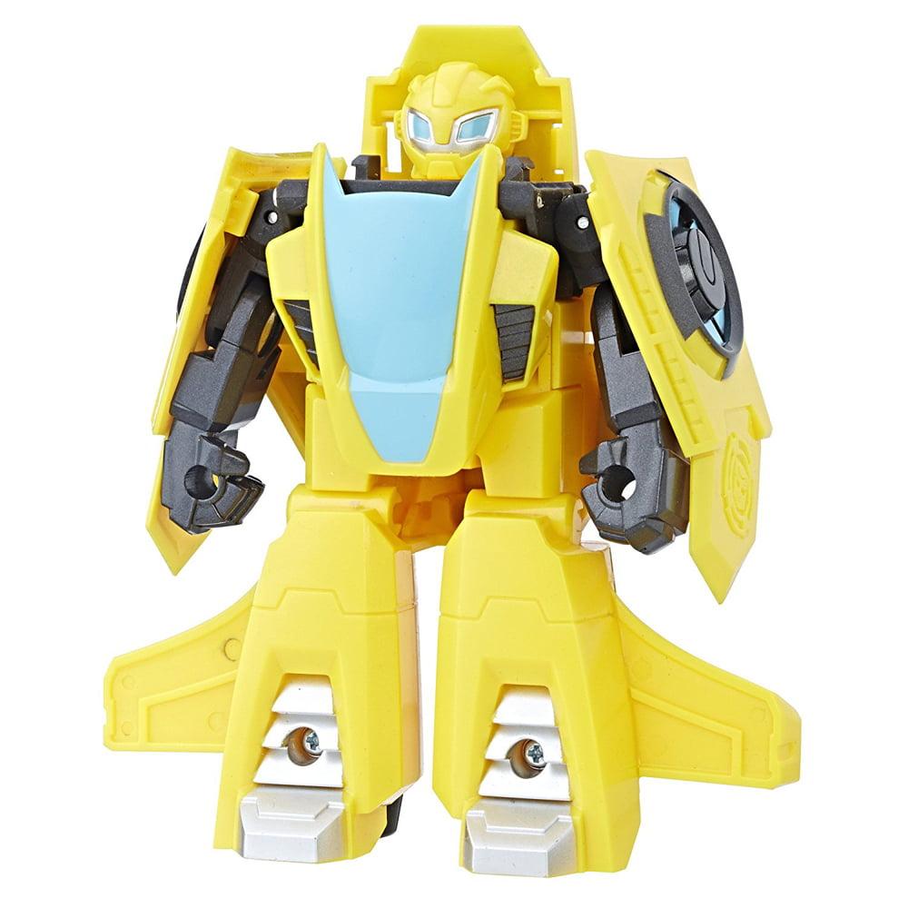 Transformers Rescue Bots Playskool Heroes Bumblebee Rescue Repair Station