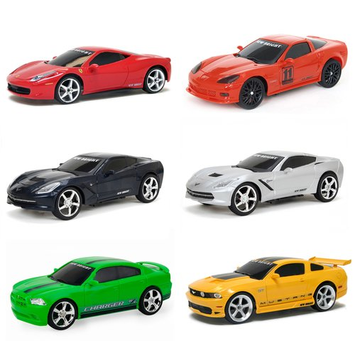 New Bright 1:24 Scale Radio Control Sports Car by Generic