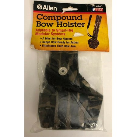 Allen Compound Bow Holster 240 Archery Hunting Camo Camouflage Bow Holder New thumbnail
