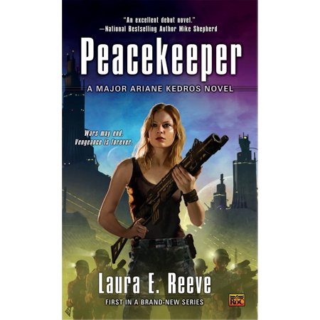 Peacekeeper : A Major Ariane Kedros Novel