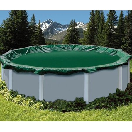 Swimline 15 ft round ripstopper above and in ground for 15 ft garden pool
