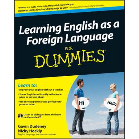 Learning English as a Foreign Language for