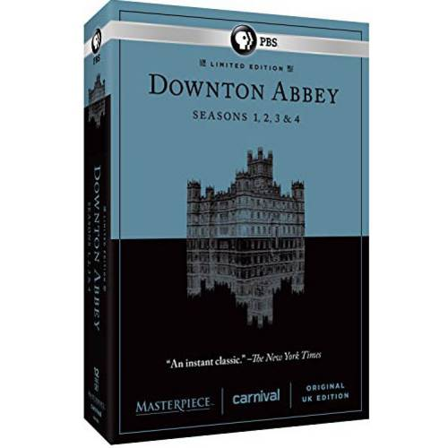 Downton Abbey: Seasons 1-4