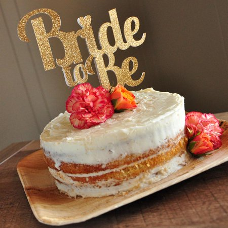 Bridal Brunch Decorations. Ships in 1-3 Business Days. Bridal Shower Cake topper. Bride to Be Cake Topper. for $<!---->