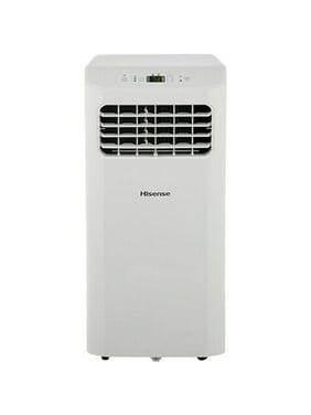 Factory Refurbished Hisense 8,000 BTU 115-Volt Portable Air Conditioner with Remote 5,500 BTU SACC