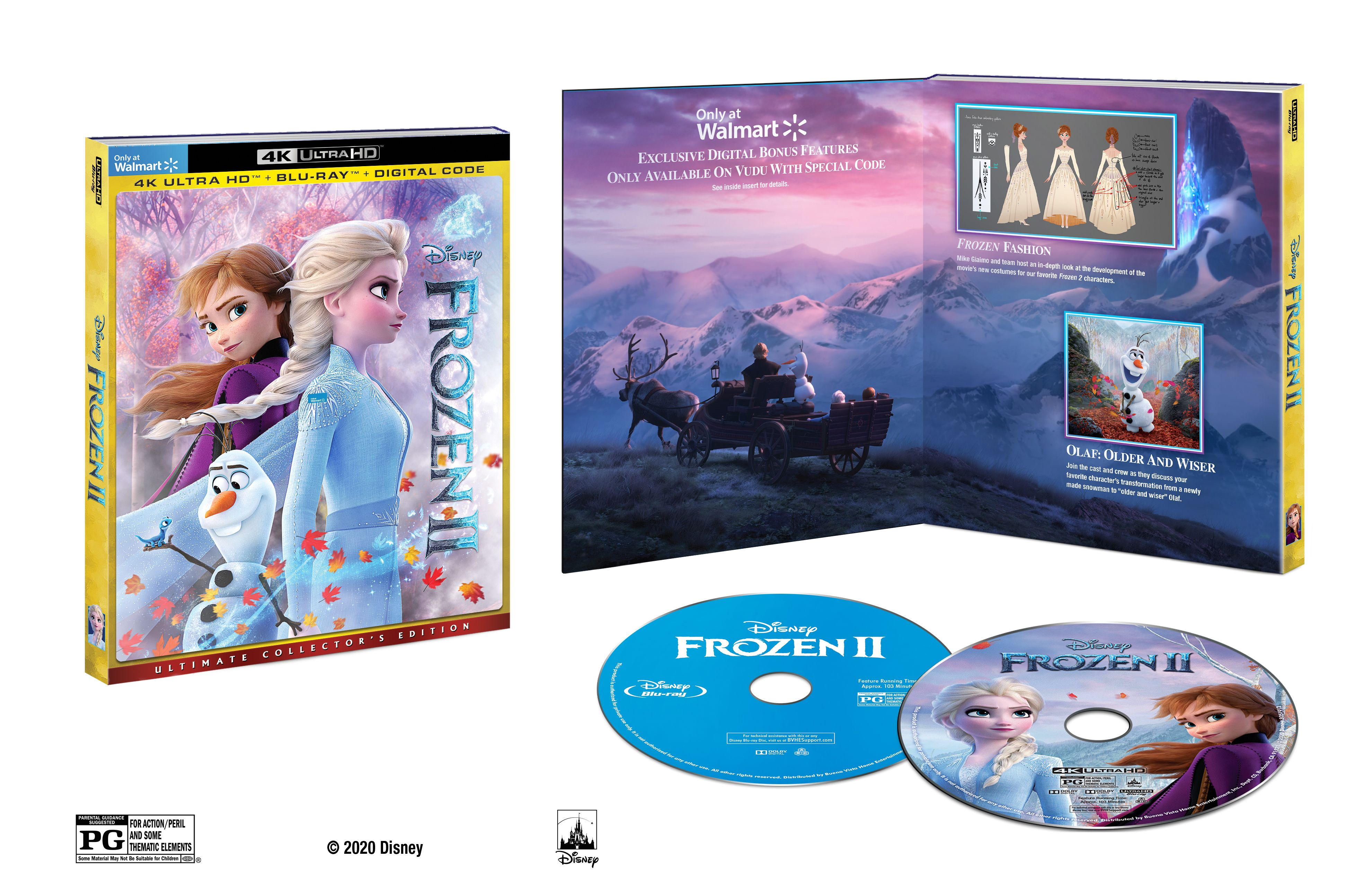 free frozen 2 movie