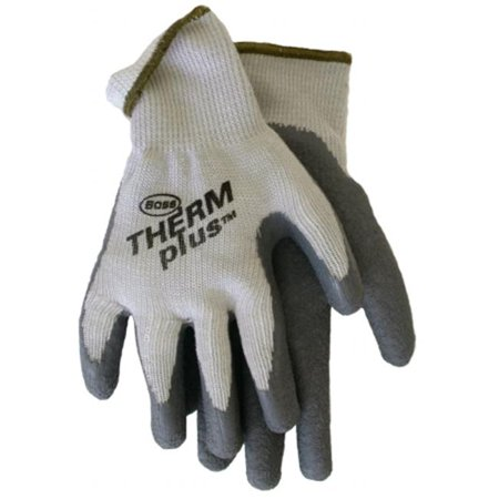 8435S Small Mens Therm Plus String Knit Gloves Cr Plus Gloves