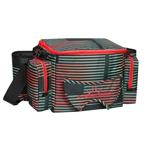 Dynamic Discs Soldier Disc Golf Bag - Stoke Red