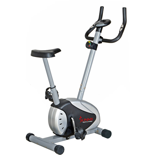 Sunny Health and Fitness SF-B915 Magnetic Upright Bike