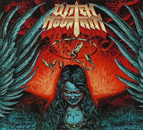 Witch Mountain - Mobile of Angels [CD]