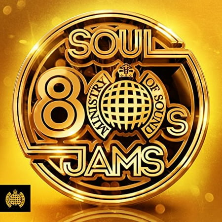 Ministry Of Sound: 80S Soul Jams / Various (CD)