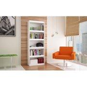 Mendocino Evergreen Bookcase 3.0, White