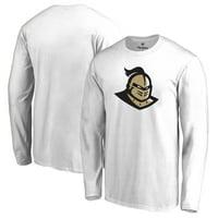 UCF Knights Fanatics Branded Primary Logo Long Sleeve T-Shirt - White